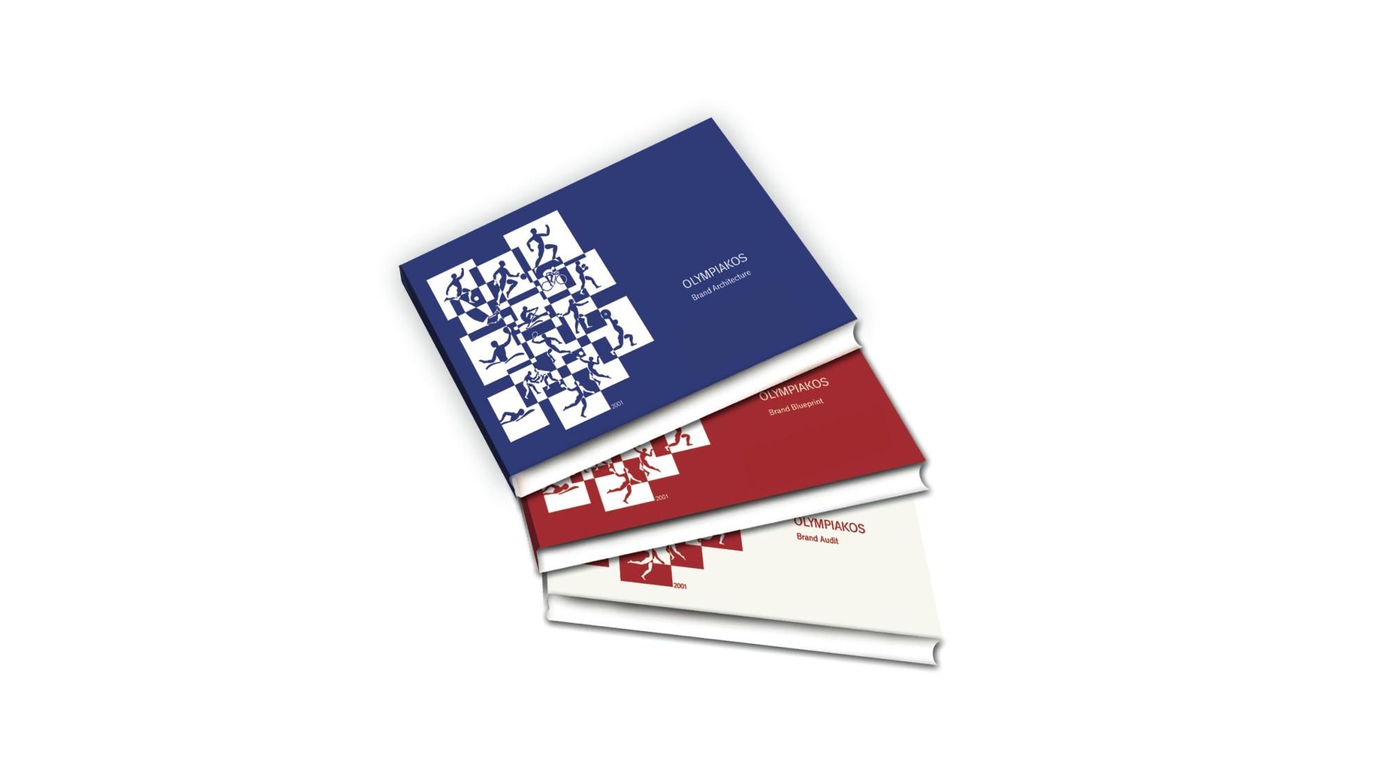Olympiakos book